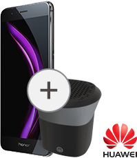 Huawei Honor 8 iFrogz Audio TempoBlast Bluetooth-Lautsprecher