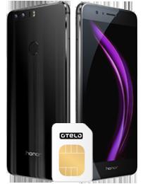Herbstkracher: Huawei Honor 8 mit otelo Allnet-Flat L