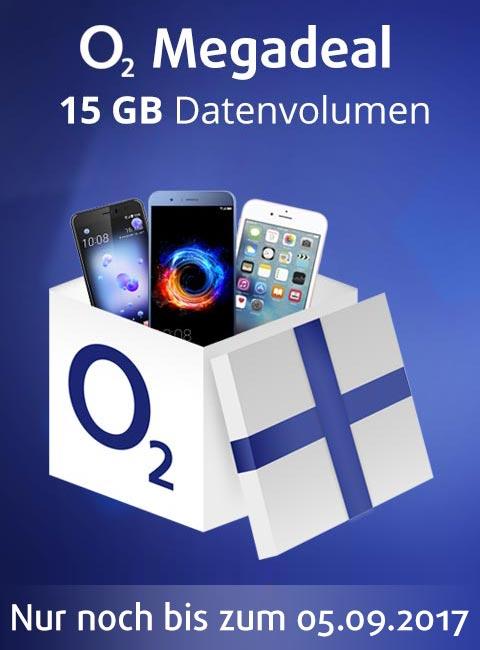 o2 Free 15GB