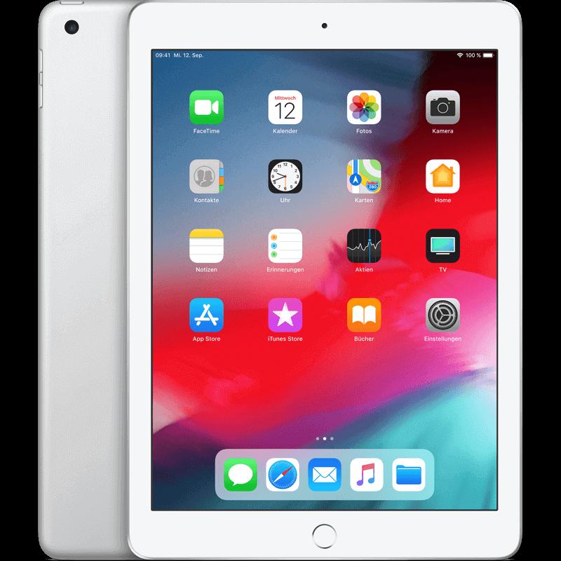 Apple iPad 9,7 Wi-Fi 32 GB silber