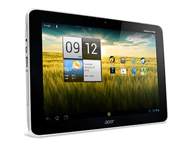 acer iconia tab a210 wifi mit vertrag g nstig kaufen. Black Bedroom Furniture Sets. Home Design Ideas