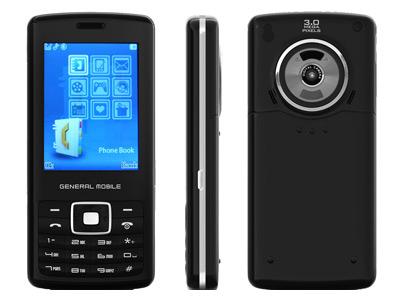 general mobile g777 mit vertrag telekom vodafone o2. Black Bedroom Furniture Sets. Home Design Ideas