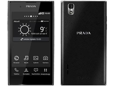 LG P940 PRADA phone 3.0
