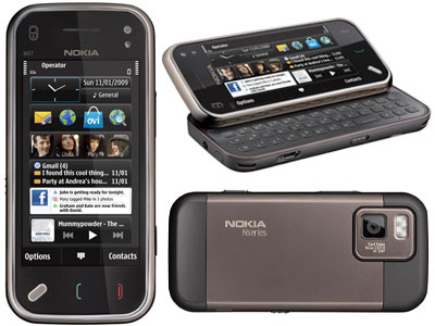 nokia n97 sprache deutsch