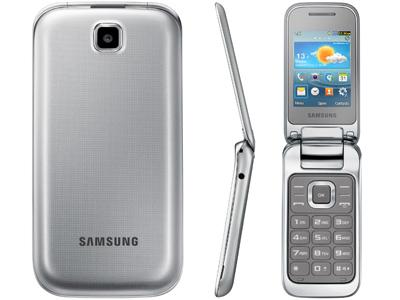 samsung c3590 mit vertrag kaufen telekom vodafone o2. Black Bedroom Furniture Sets. Home Design Ideas