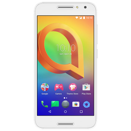 Alcatel A3 pure white