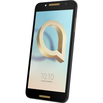 Alcatel A7 metallic black
