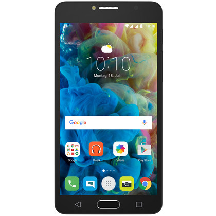 Alcatel Pop 4S Dual dark gray