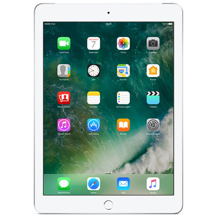 Apple iPad 2017 LTE silber