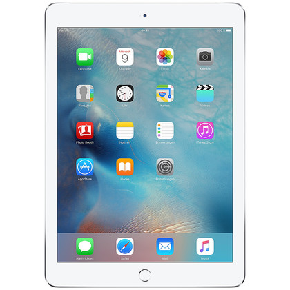 apple ipad air 2 lte 32 gb silber mit vertrag telekom vodafone o2 base congstar otelo blau. Black Bedroom Furniture Sets. Home Design Ideas