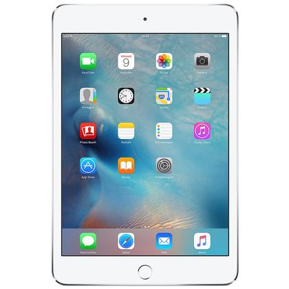 Apple iPad mini 4 LTE silber