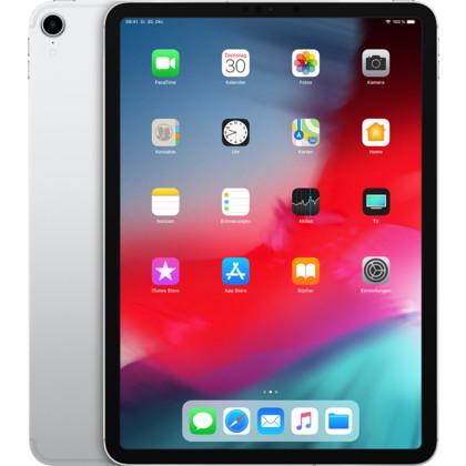 Apple iPad Pro 11 2018 LTE silber