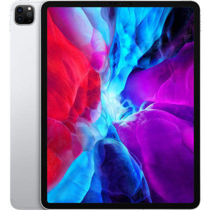Apple iPad Pro 12.9 2020 LTE silber