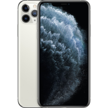 iPhone 11 Pro Max silber