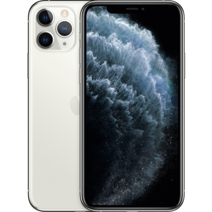 iPhone 11 Pro silber