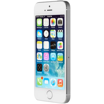 iphone 5s 16 gb silber mit vertrag telekom vodafone o2. Black Bedroom Furniture Sets. Home Design Ideas
