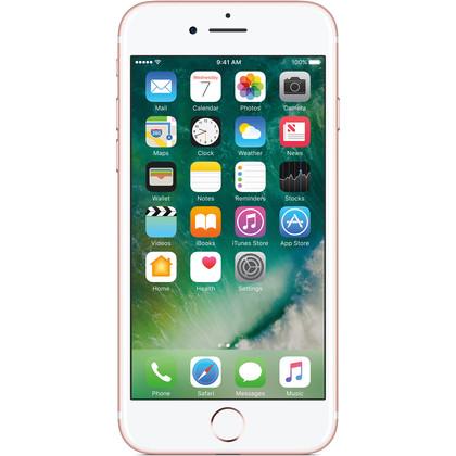 iphone 7 32 gb ros gold mit vertrag telekom vodafone o2 base congstar otelo blau. Black Bedroom Furniture Sets. Home Design Ideas