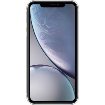 iPhone XR weiss