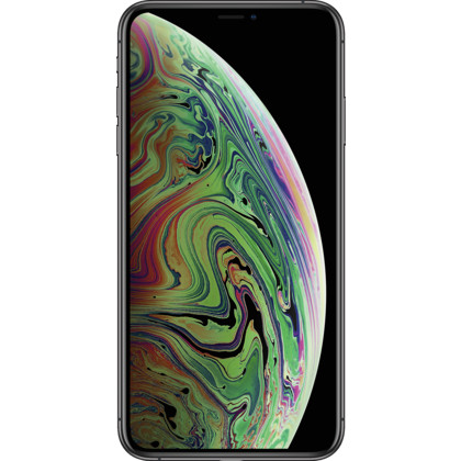 iPhone XS Max space grau