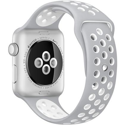 apple watch nike 42 mm series 2 mit vertrag telekom vodafone o2 congstar otelo blau. Black Bedroom Furniture Sets. Home Design Ideas