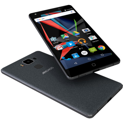 Archos Diamond 2 Plus schwarz