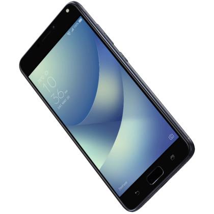 ASUS ZenFone 4 Max ZC554KL Deepsea Black Galerie
