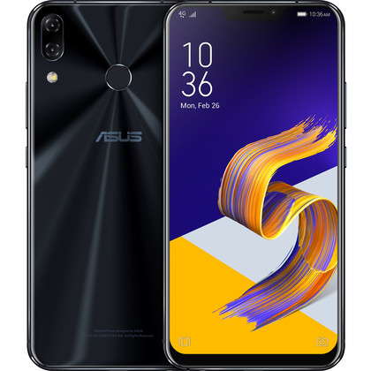 ASUS ZenFone 5Z midnight blue mit 8 GB RAM