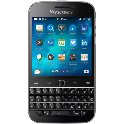 blackberry classic mit vertrag telekom vodafone o2. Black Bedroom Furniture Sets. Home Design Ideas