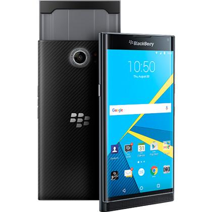 BlackBerry Priv schwarz