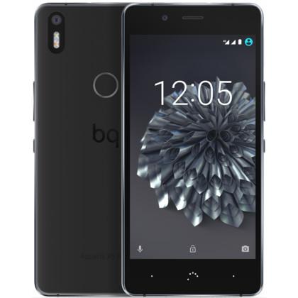 BQ Aquaris X5 Plus schwarz mit 3 GB RAM
