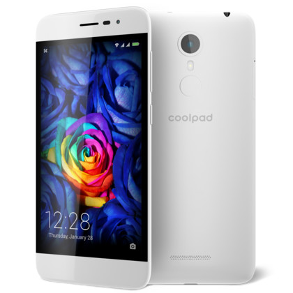 Coolpad Torino S weiss