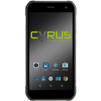 Cyrus CS40 schwarz