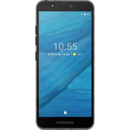 Fairphone 3 dark translucent
