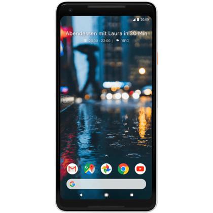 Google Pixel 2 XL black white