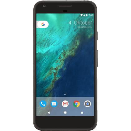 Google Pixel XL anthrazit