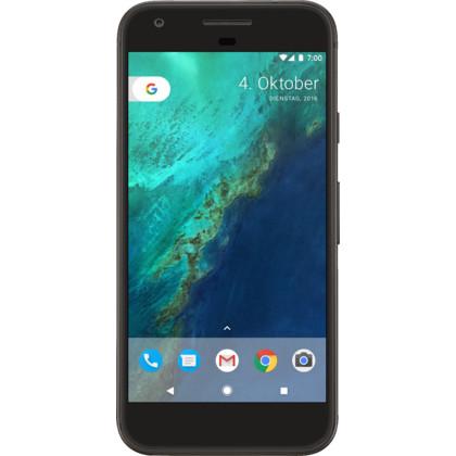 Google Pixel anthrazit