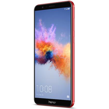 Honor 7X phoenix red