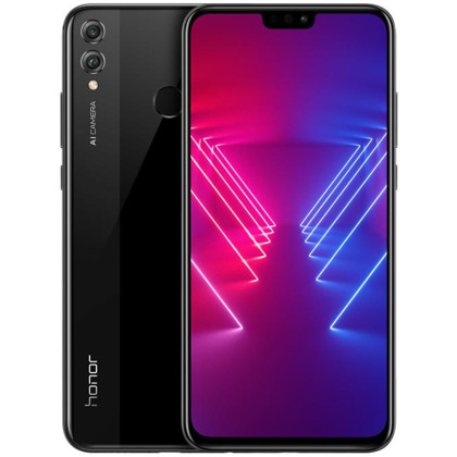Honor View 10 Lite schwarz