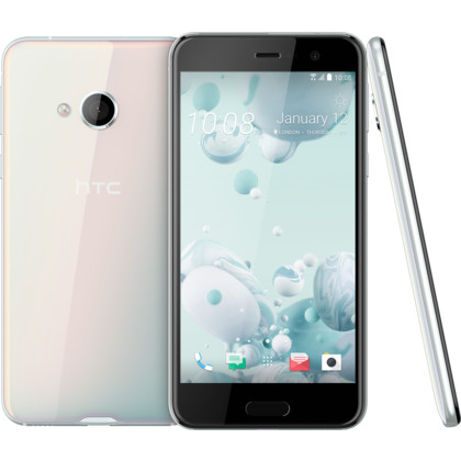HTC U Play ice white