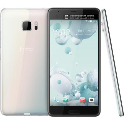 HTC U Ultra ice white