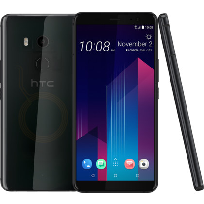 HTC U11+ translucent black