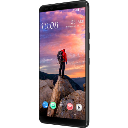 HTC U12+ ceramic black