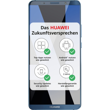 Huawei Mate 10 Pro Dual-SIM midnight blue