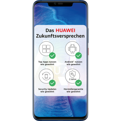 Huawei Mate 20 Pro Dual-SIM midnight blue