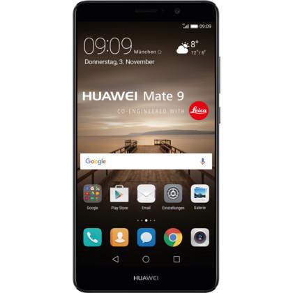 Huawei Mate 9 Dual-SIM schwarz