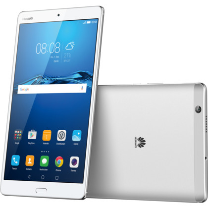 Huawei MediaPad M3 8.4 LTE silber