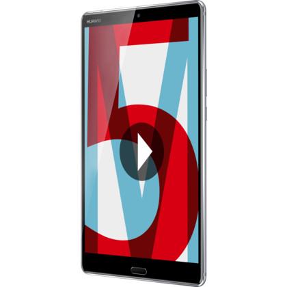 Huawei MediaPad M5 8.4 LTE grau