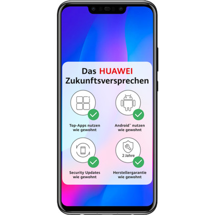 Huawei nova 3 Dual-SIM black