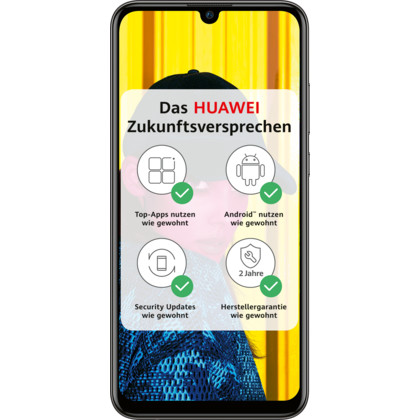 Huawei P smart 2019 Dual-SIM midnight black