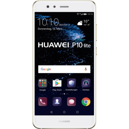 Huawei P10 lite Dual-SIM weiss